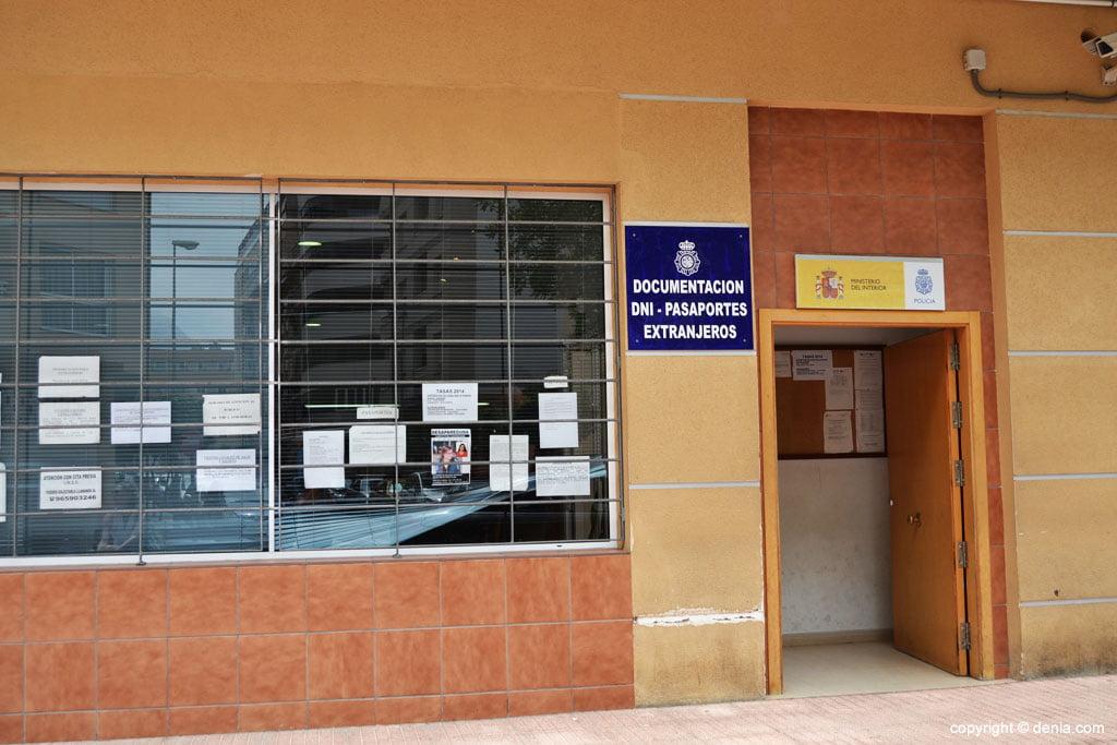 El ayuntamiento busca una nueva oficina para tramitar los for Oficina dni tetuan