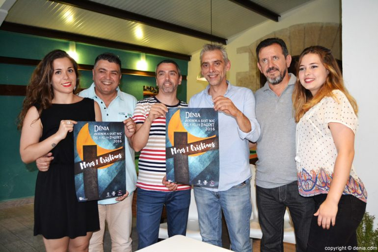 Pedro Roque es el autor del cartel de este año
