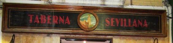 taverna Sevillana