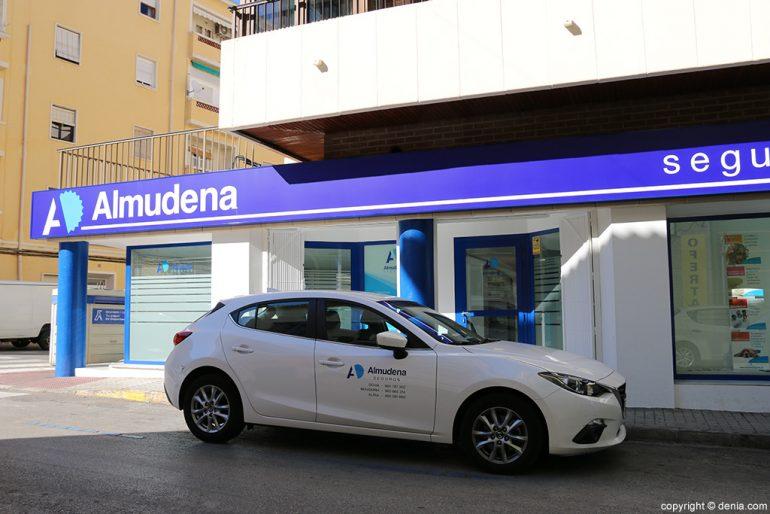 Vehículo Almudena Seguros Dénia Benidorm Altea