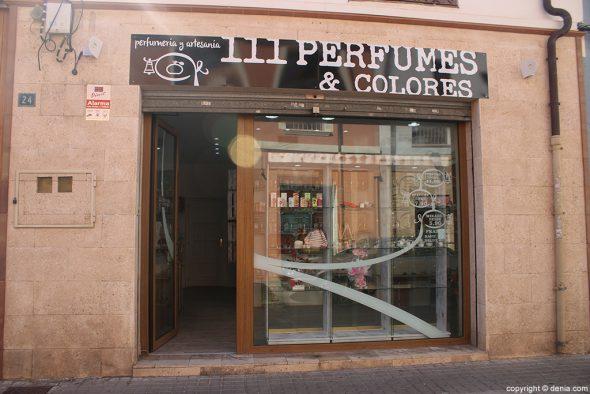 111 Perfumes tienda