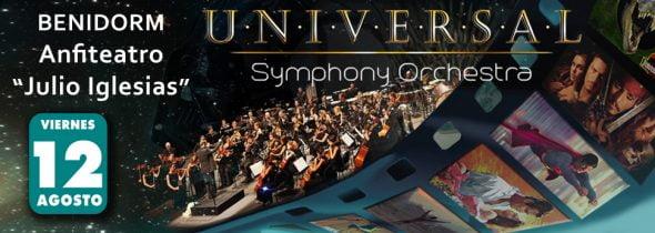Cartel Universal Symphony Orchestra