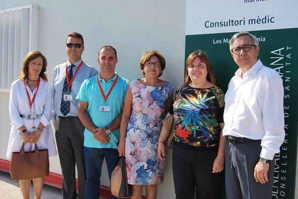 Consultorio médico de Las Marinas
