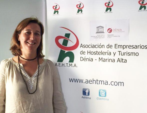Cristina Sellés presidenta de AEHTMA