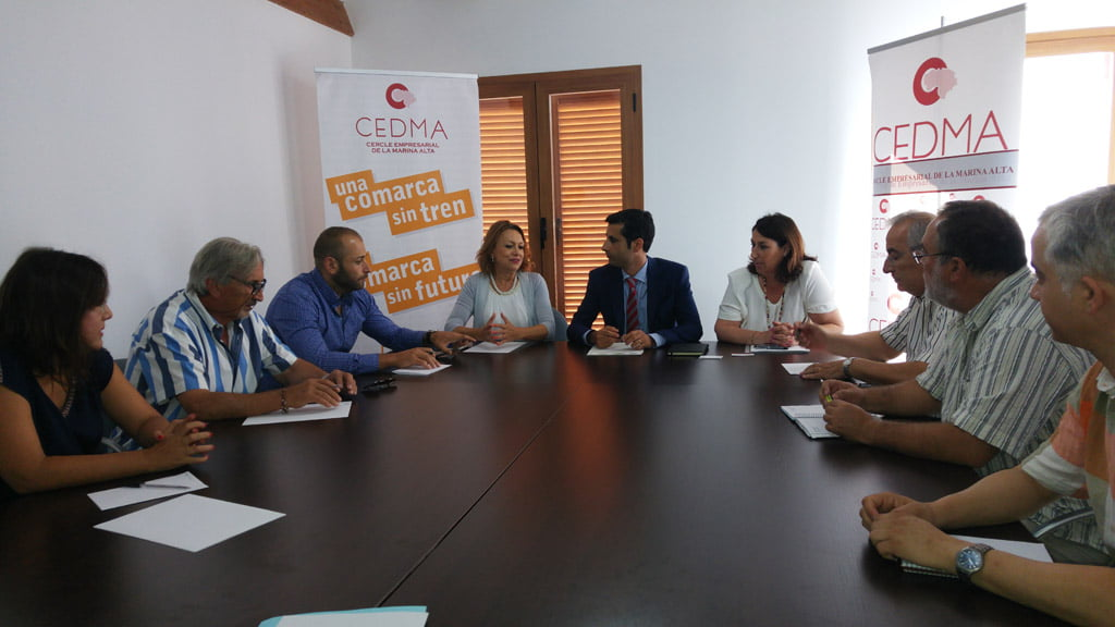 CEDMA meeting and FGV