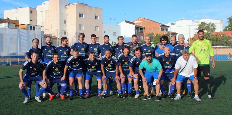 La Liga De Futbol Comarcal De Veteranos Comienza Con 18