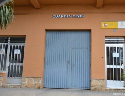 Casa Cuartel Guardia Civil Dénia
