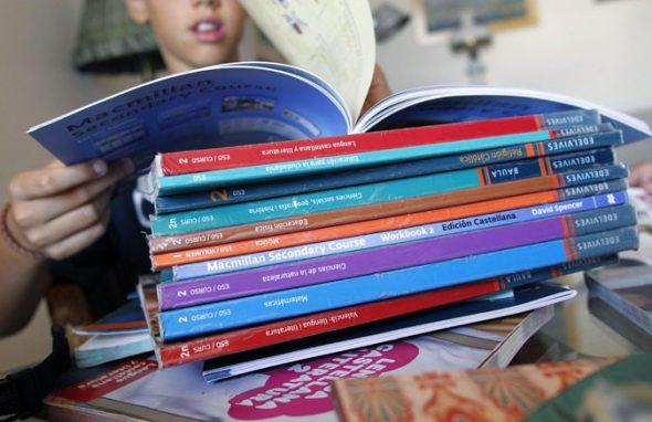 Libros de texto Xarxa llibres