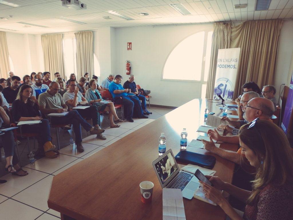 2º Foro Municipalista Podemos Comunitat Valenciana