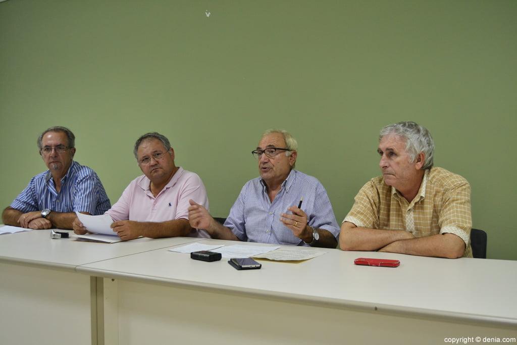 Assemblea de la Federació d'Associacions de Veïns 2016