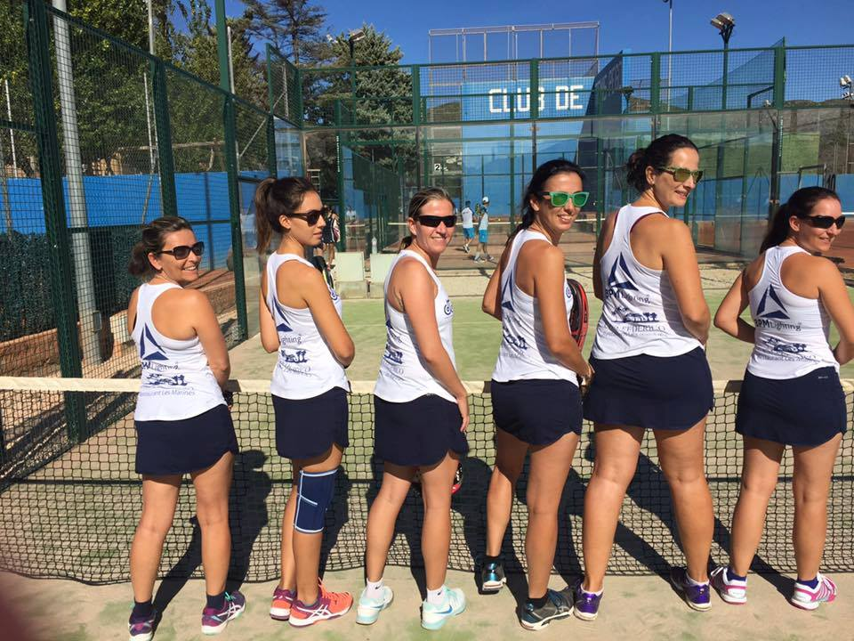 Women's Team Tennis Club pádel Dénia