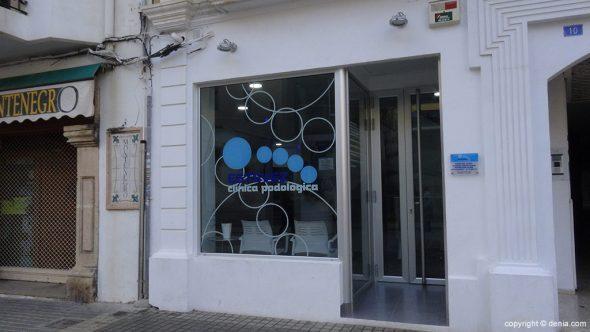 Fachada Clinica Estevez