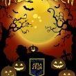Fiesta Halloween de la filà Amazigh