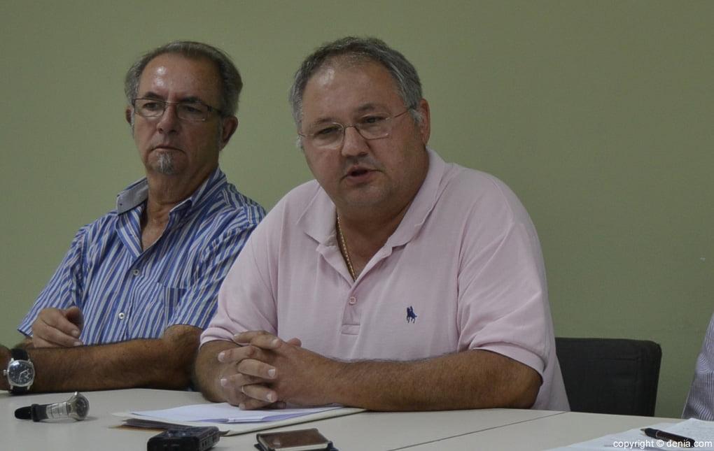 Mario Vidal - President Associació de Veïns del Montgó