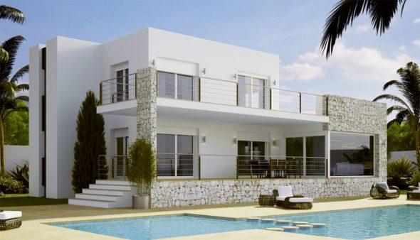 Nueva construcción Villas Ferrer