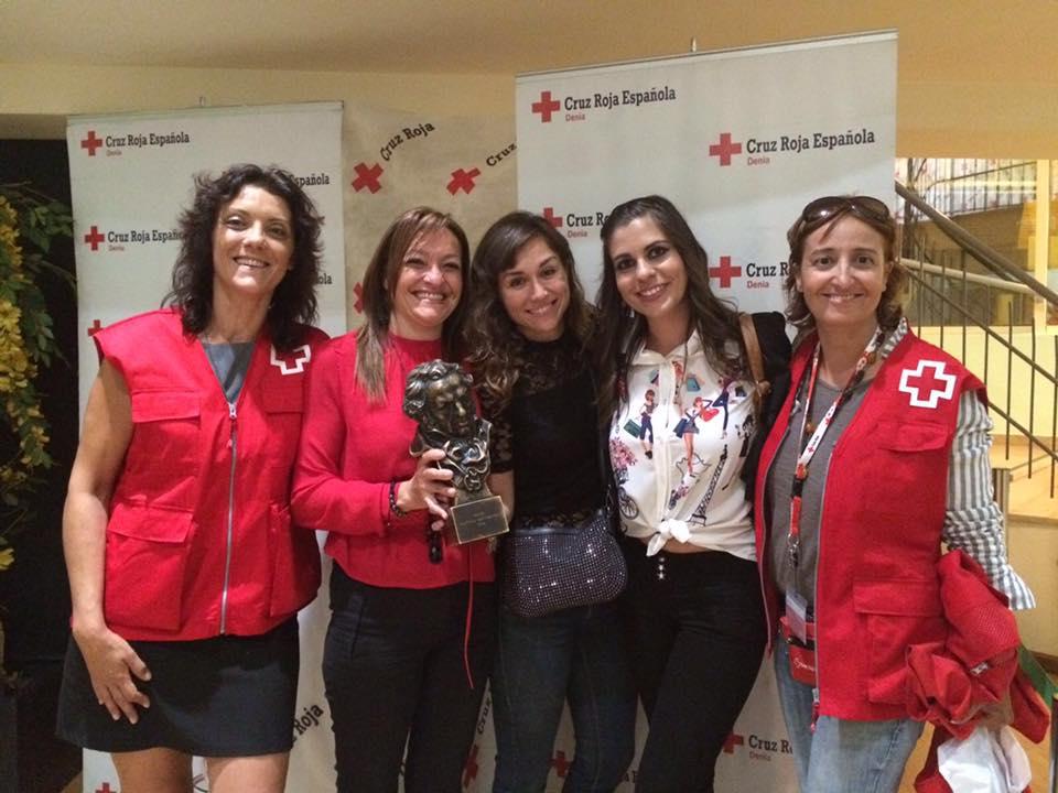 Proyección de Sueños de Sal en Dénia a beneficio de Cruz Roja