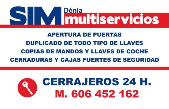 Tots els serveis de SIM