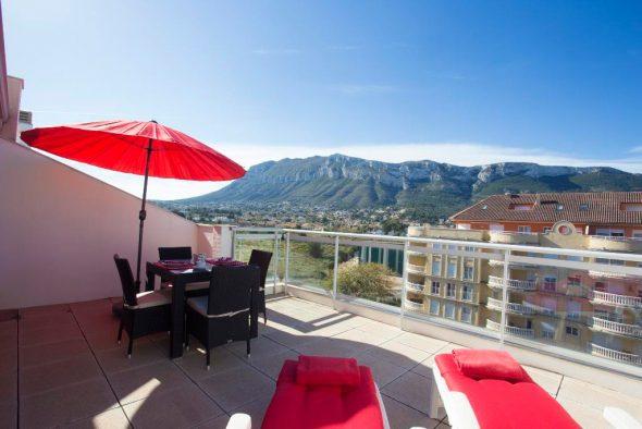 Vue sur Montgó Quality Rent a Villa