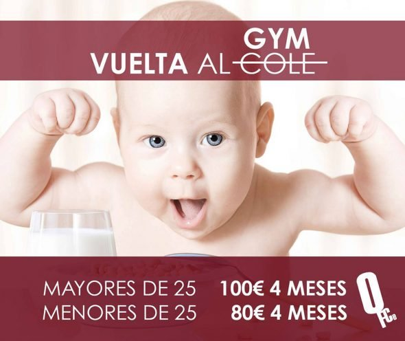 Vuelta al Gym Q Fitness