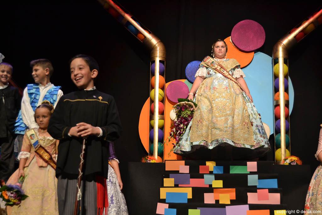 Presentación infantil falla Centro 2017 - Manuel y Lucía