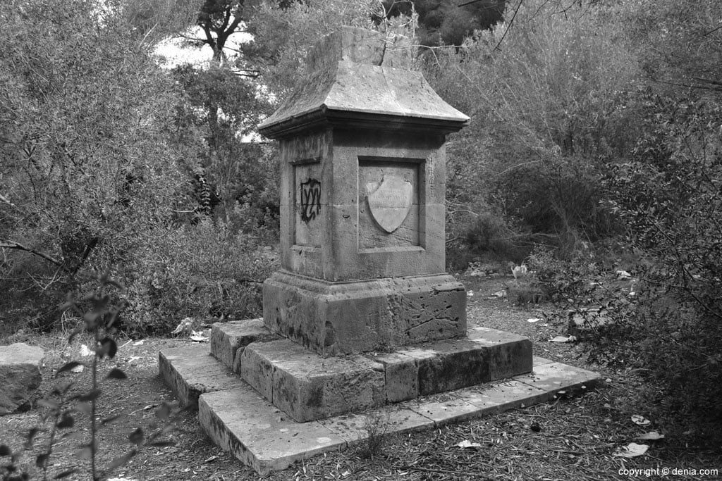 Cementerio de los ingleses Dénia