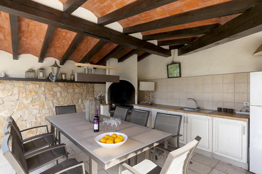 Cuina exterior Quality Rent a Vila