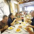 Comida en el casal de Baix la Mar