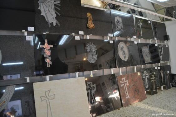 Exposición Lápidas Marbrestone