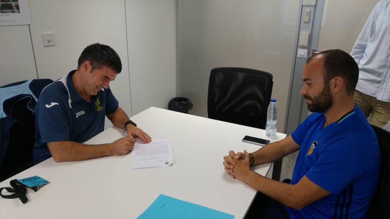 Signing of the renewal of the agreement with Valencia CF