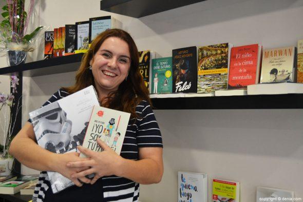 Isabel Ferrando - propietaria de Nube de Magallanes