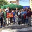 Miembros del Rotary en la campaña contra la polio en el mundo