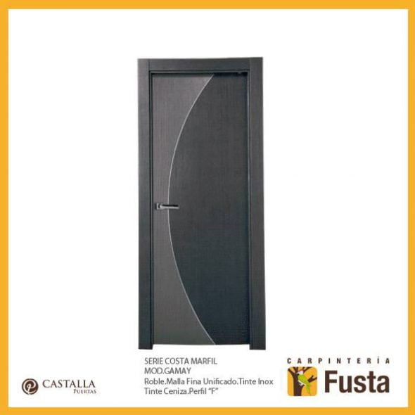 High quality interior door carpentry Fusta