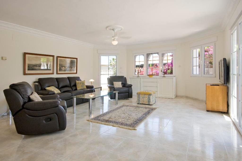 Sala d'estar Quality Rent a Vila