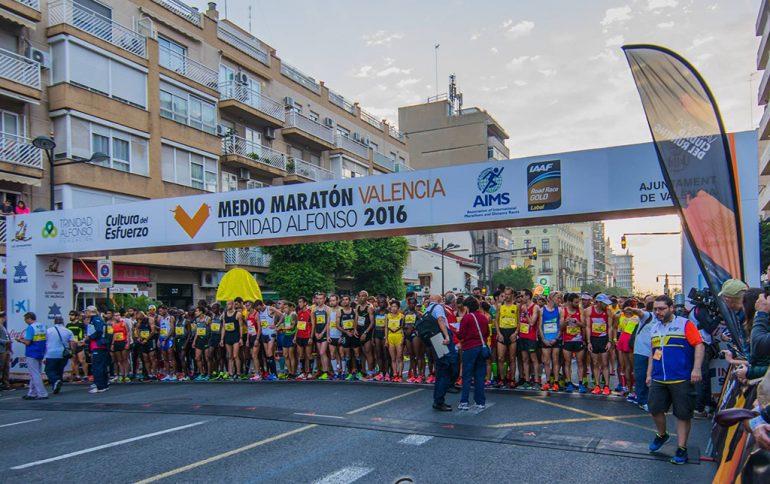 Output Valencia Half Marathon