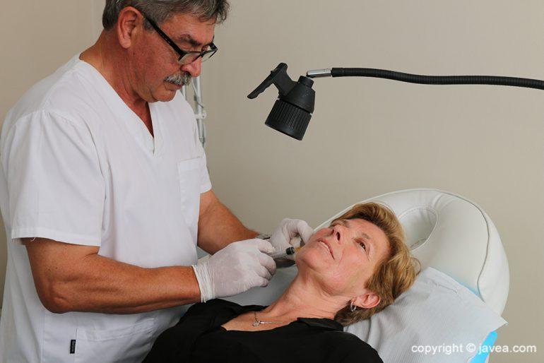 Tratamiento arrugas en Jávea – Policlínica Cume