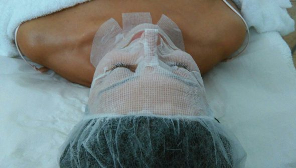 Victoria Babor facial treatment Cosmetic & Beauty