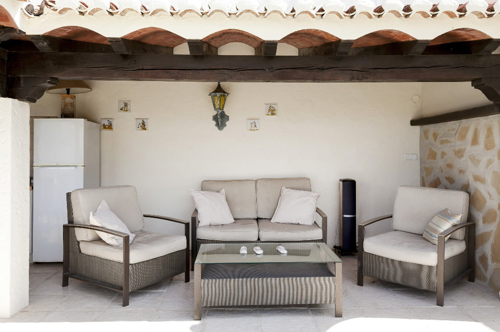 Zona chill out Quality Rent a Vila