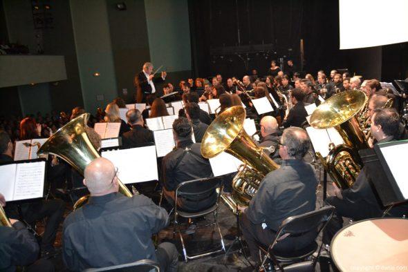 Concierto de Santa Cecilia de la Banda de Dénia - Agrupació Artística Musical de Dénia