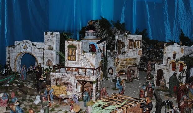 9f38b41f5b2 Ademar convoca un año más su concurso de dioramas de Belenes - Dénia.com