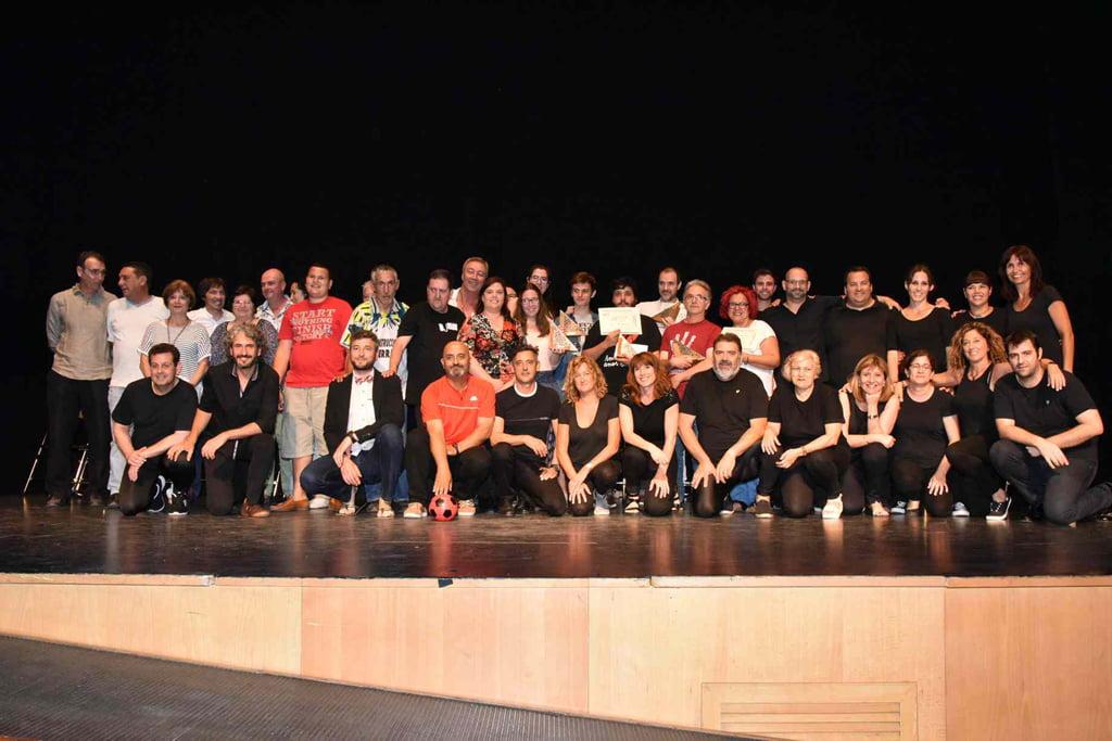 26 winners of the Ciutat de Teatre Mostra de Dénia