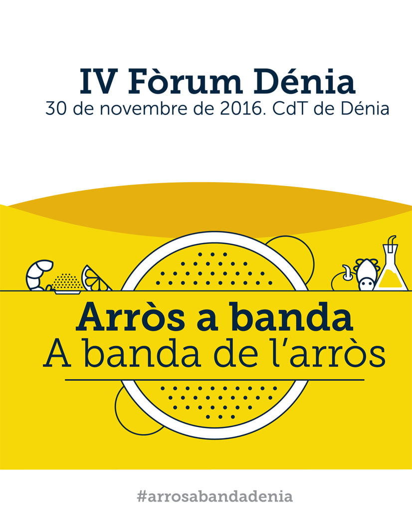 IV Fòrum Arròs a Banda Dénia