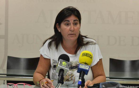 María Mut - Portavoz PP Dénia