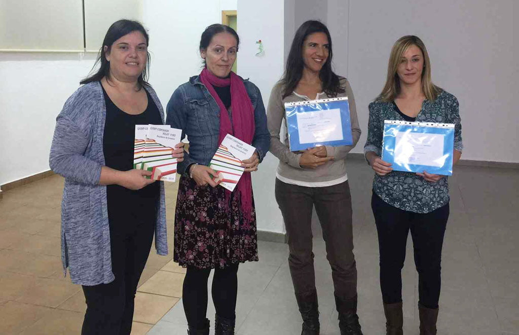 Miriam Cuenca and Laura Bixquert awarded in the short story contest