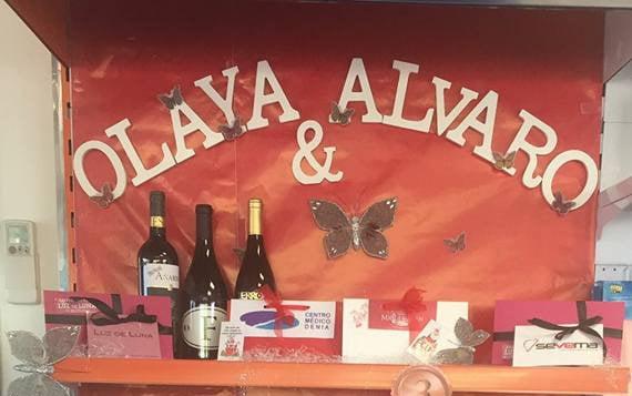 Olaya y Álvaro