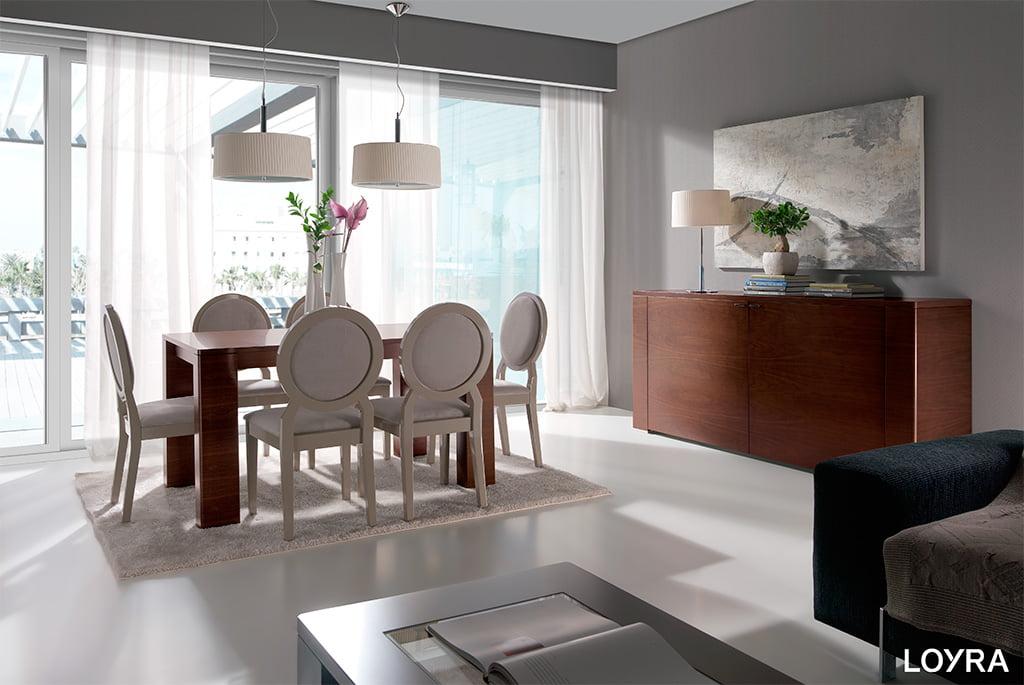 Sala de estar loyra muebles mart nez d - Muebles de salita de estar ...