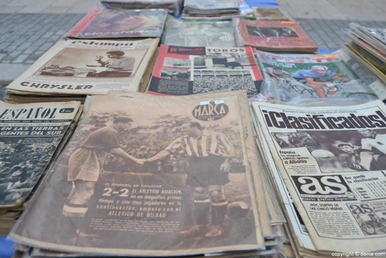 XIX Fira de la Joguina Antic de Dénia - diaris antics