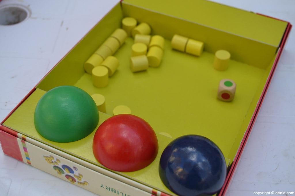 XIX Fira de la Joguina Antic de Dénia - joc de taula