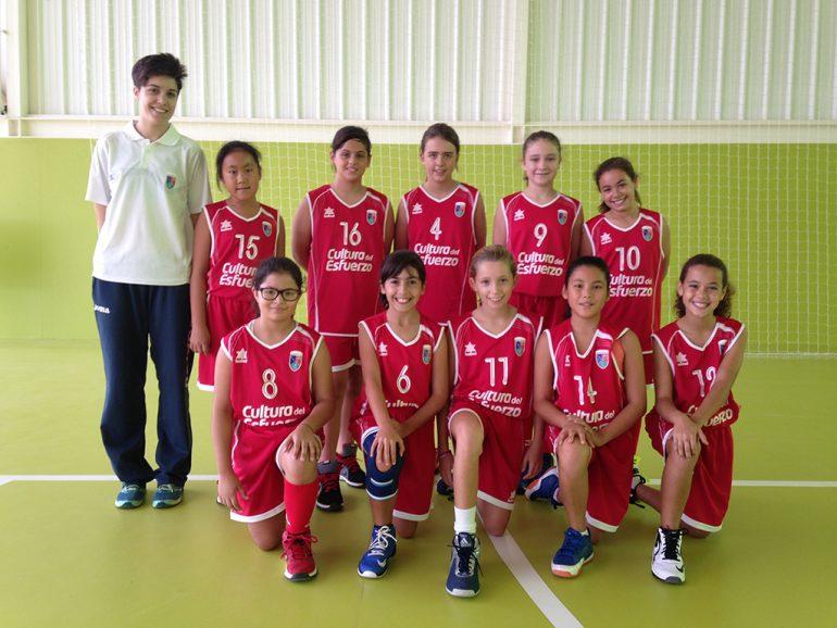 Red IR Alevín Paidos Team