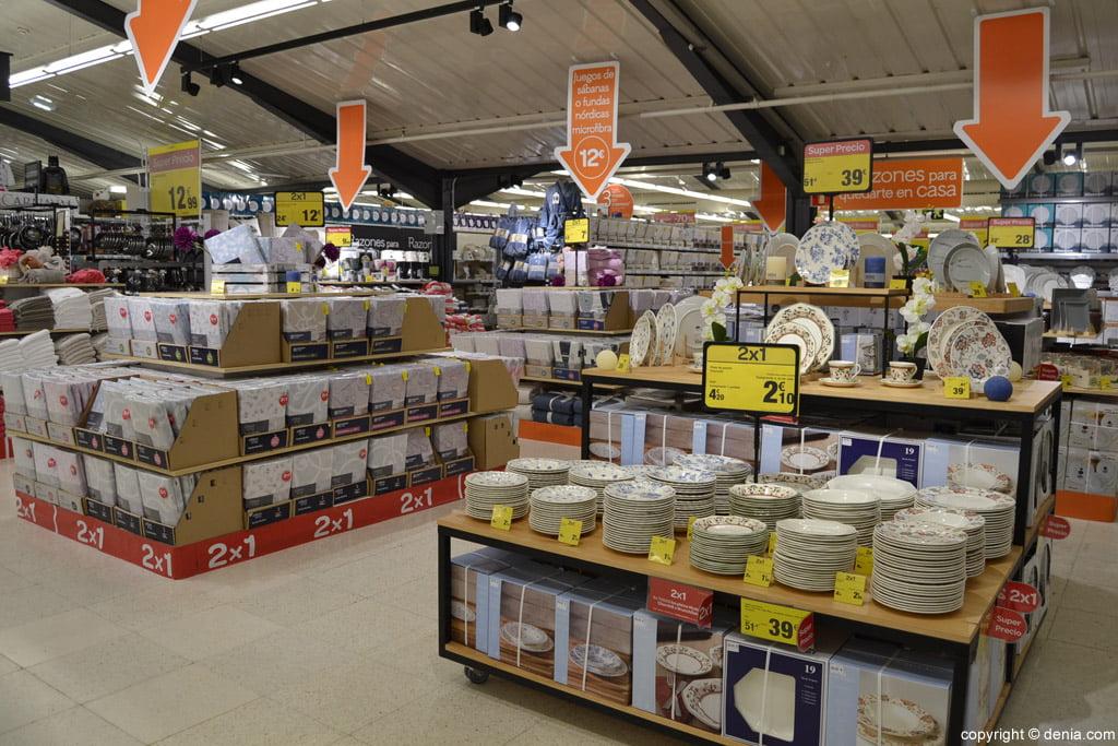 Menaje de hogar en carrefour d nia d - Carrefour menaje hogar ...