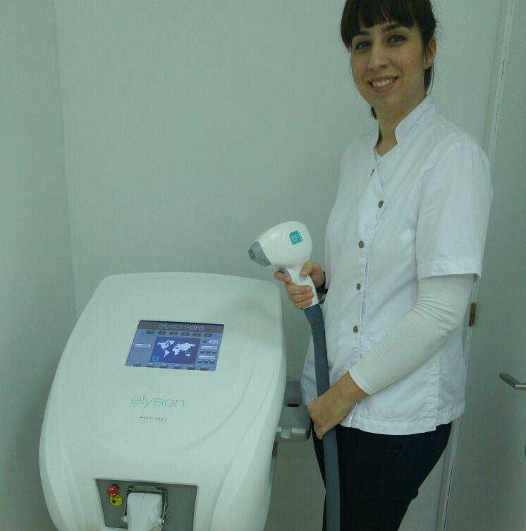 Elysion laser hair removal in Victoria Beauty and Wellness